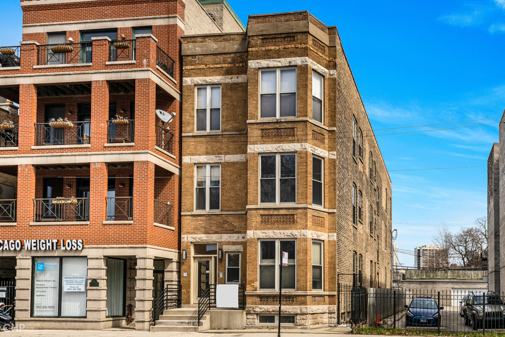 2717 N Halsted Street Unit 1R, Chicago IL 60614