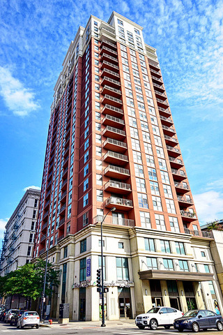 1101 S State Street Unit 605, Chicago IL 60605