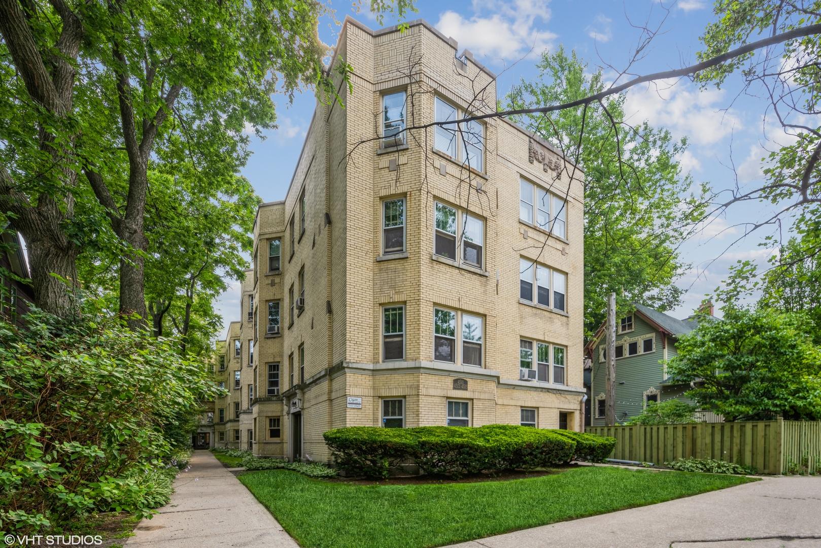 4513 N Hamilton Avenue Unit 3W, Chicago IL 60625