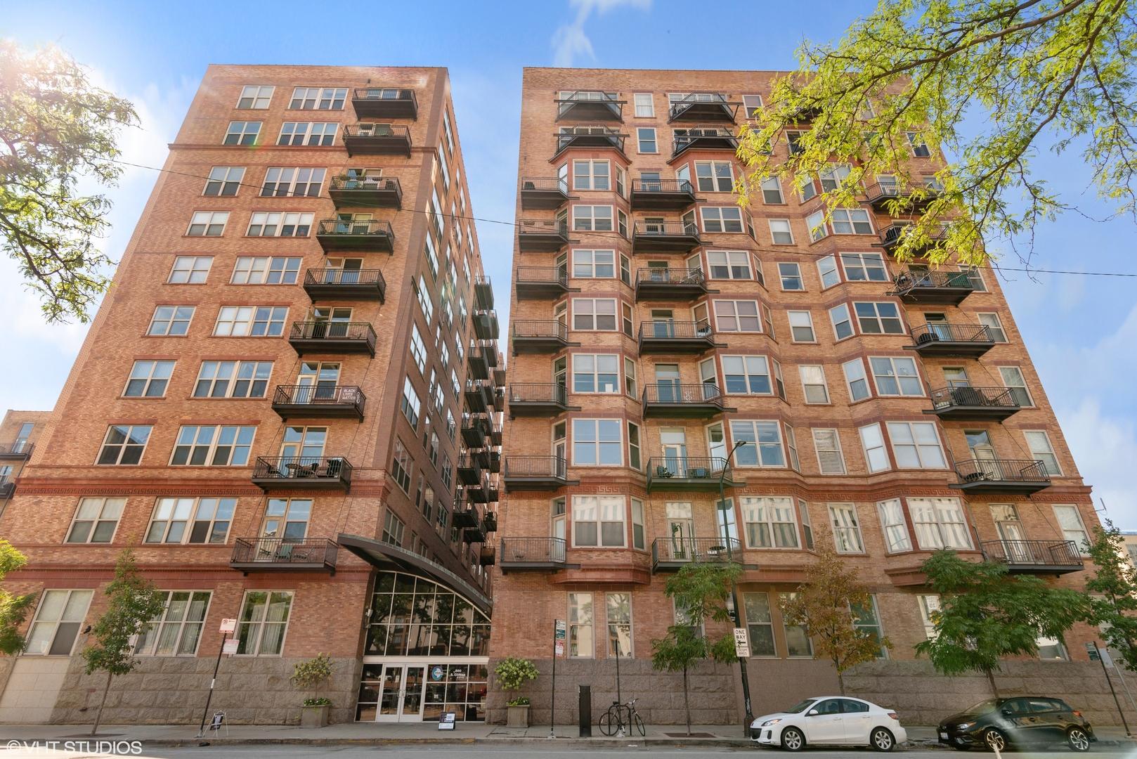 500 S CLINTON Street Unit 646, Chicago IL 60607