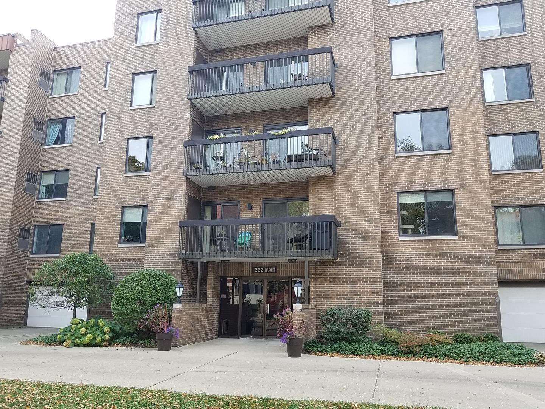 222 Main Street Unit 301, Evanston IL 60202