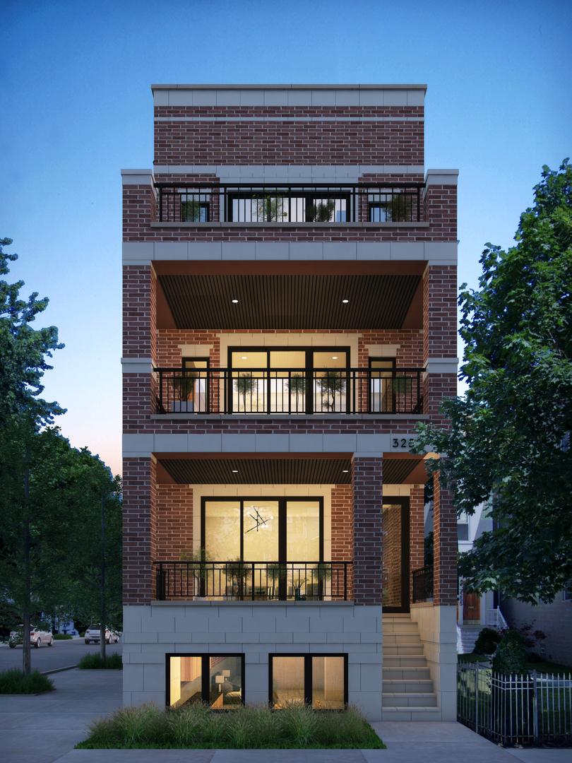 3259 N Racine Avenue Unit 2, Chicago IL 60657