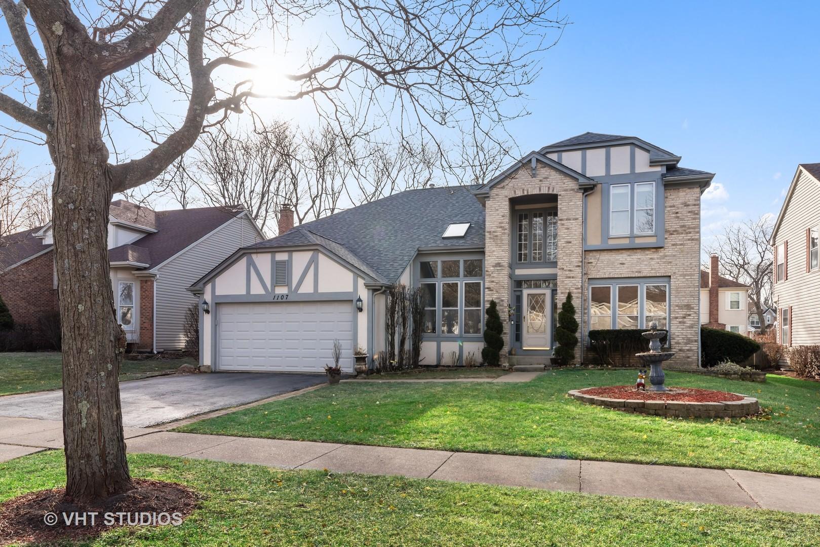 1107 Warren Lane, Vernon Hills IL 60061