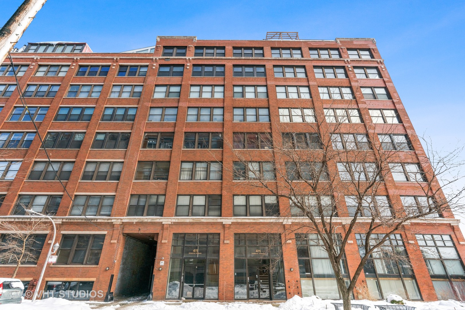 411 S SANGAMON Street Unit 5E, Chicago IL 60607
