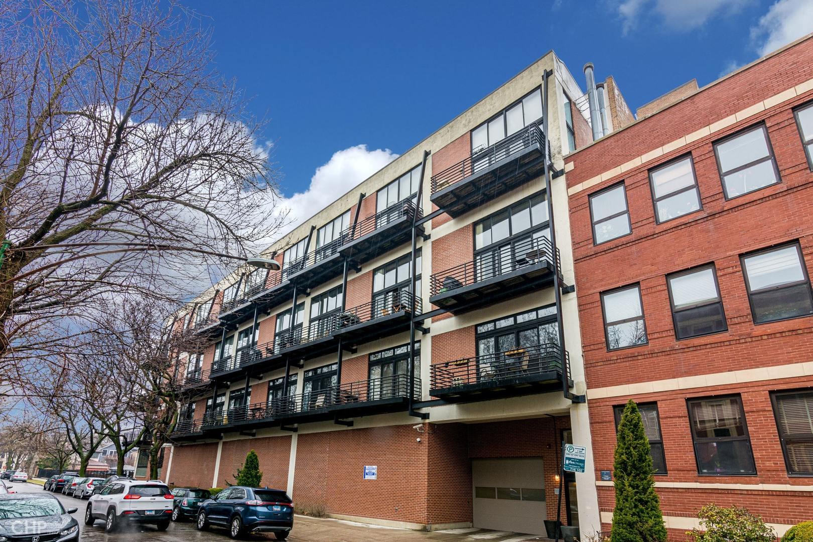 2012 W St Paul Avenue Unit 409, Chicago IL 60647