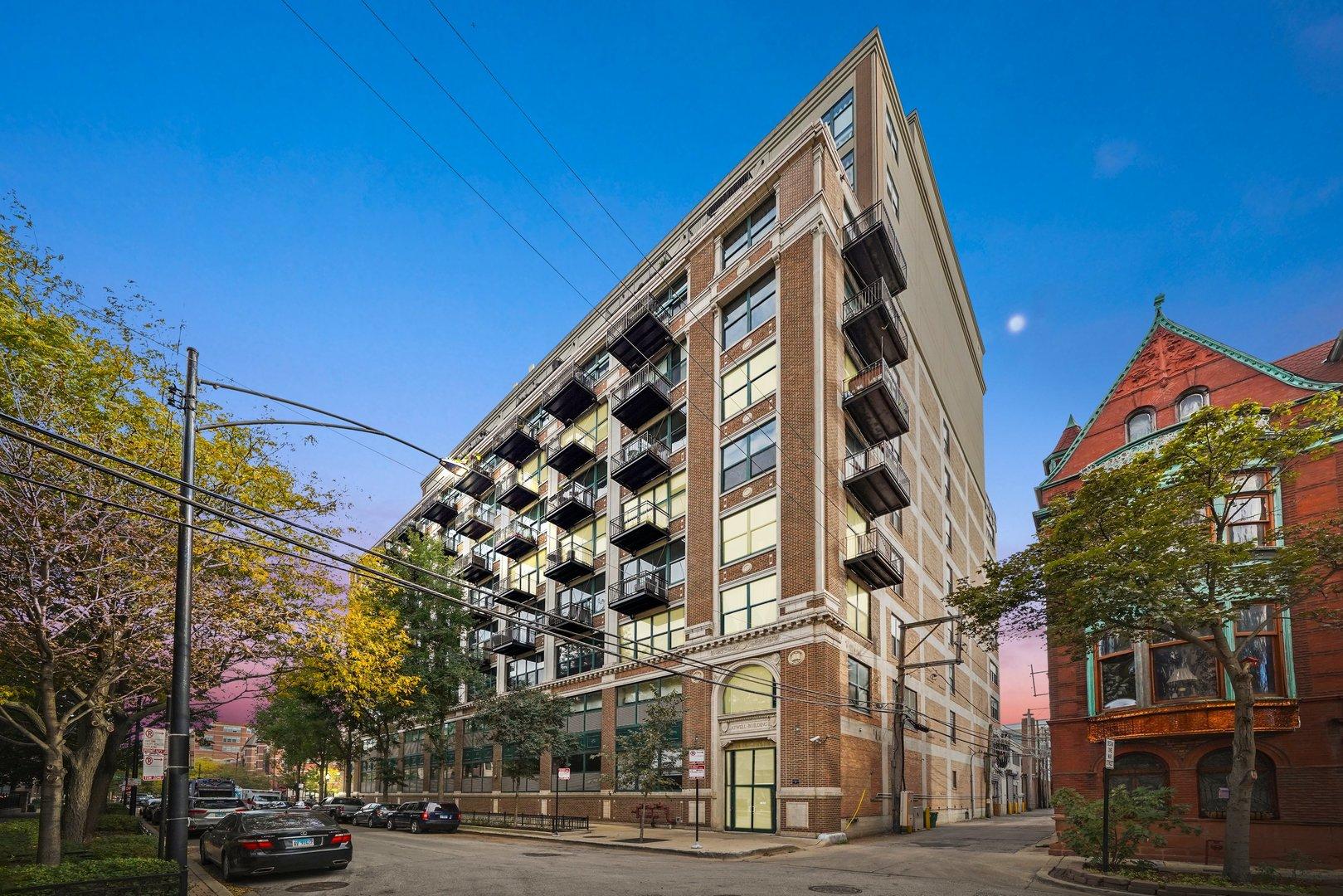 221 E CULLERTON Street Unit 504, Chicago IL 60616