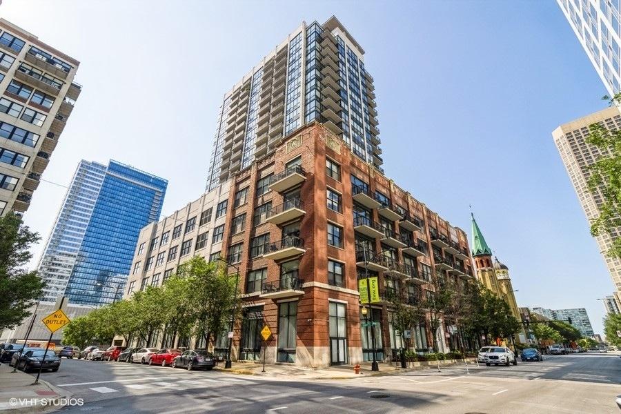 210 S DES PLAINES Street Unit 1409, Chicago IL 60661