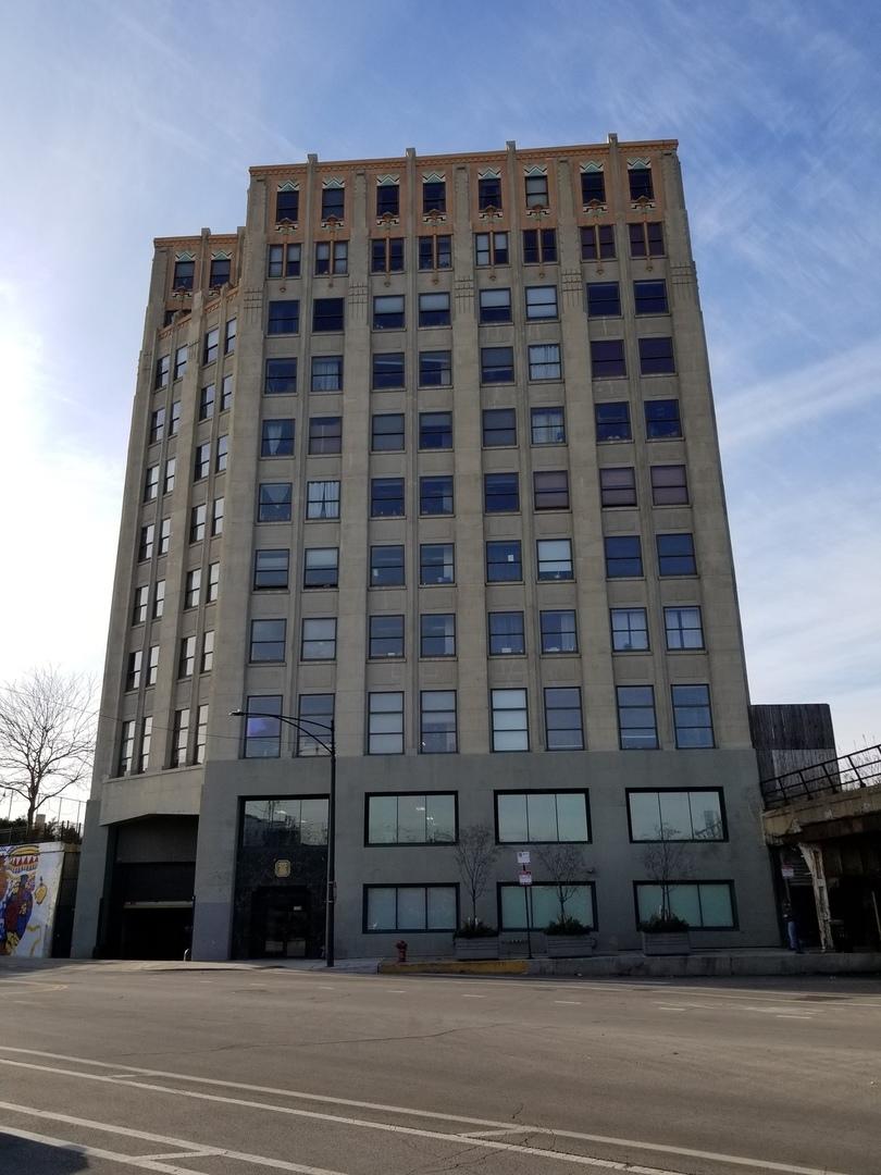 1550 S Blue Island Avenue Unit 424, Chicago IL 60608
