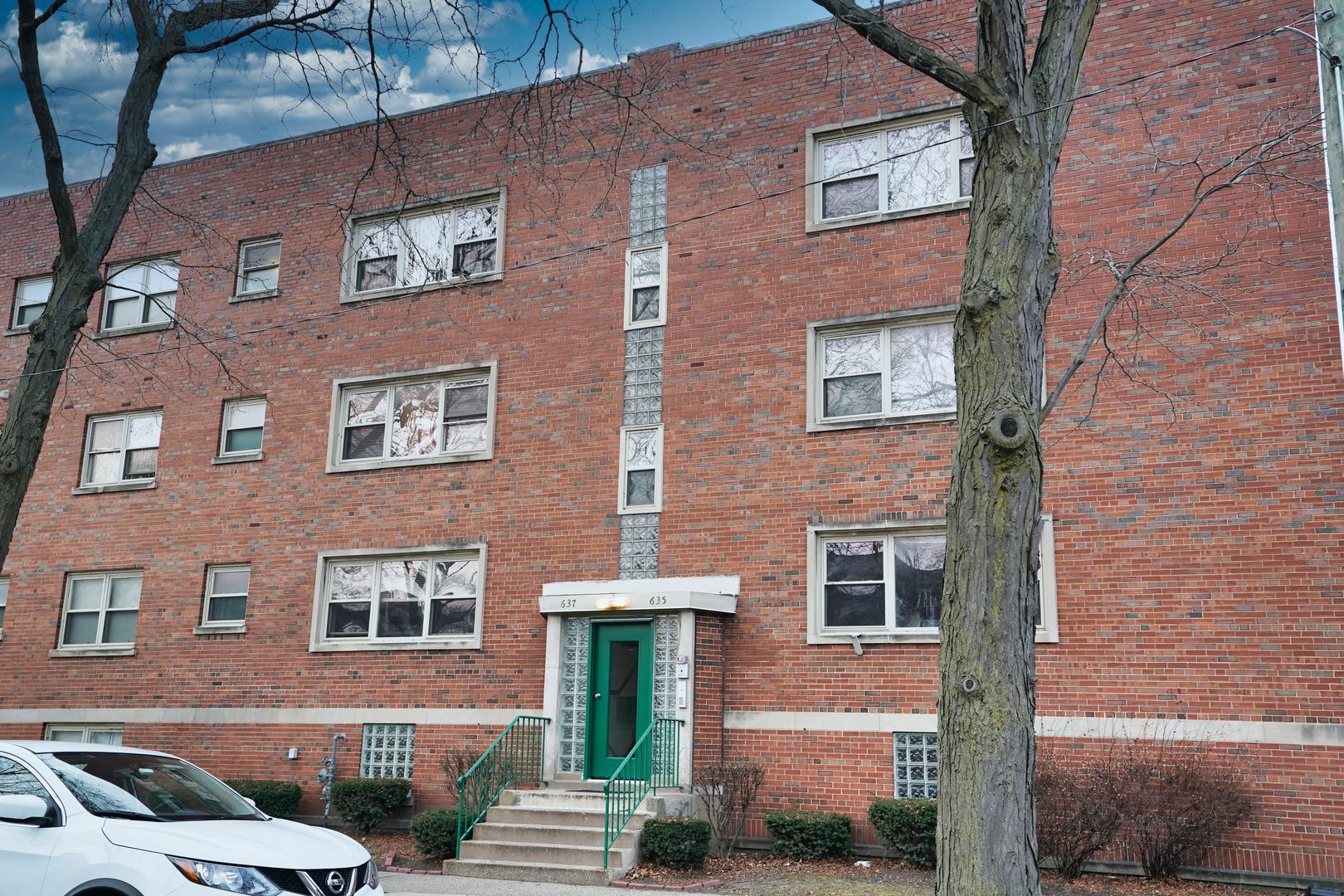 637 Brummel Street Unit 1, Evanston IL 60202