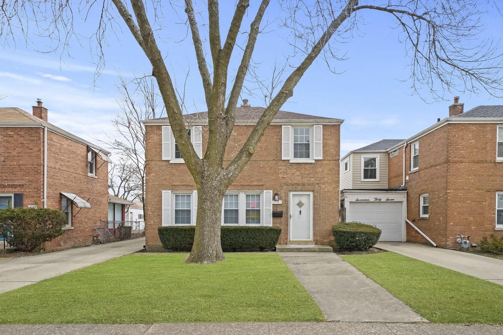 1741 N 73rd Court, Elmwood Park IL 60707