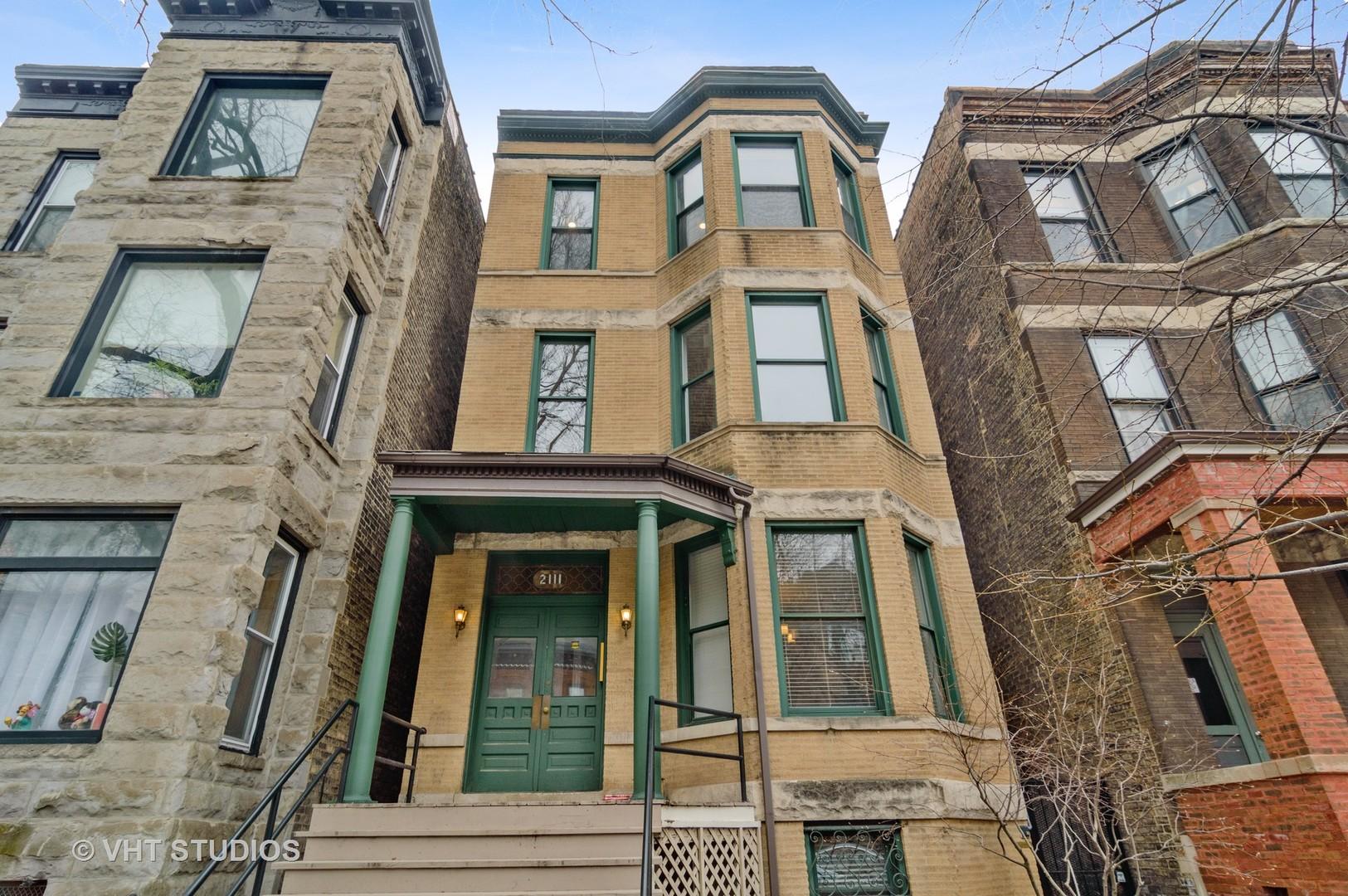 2111 N Kenmore Avenue Unit 1, Chicago IL 60614