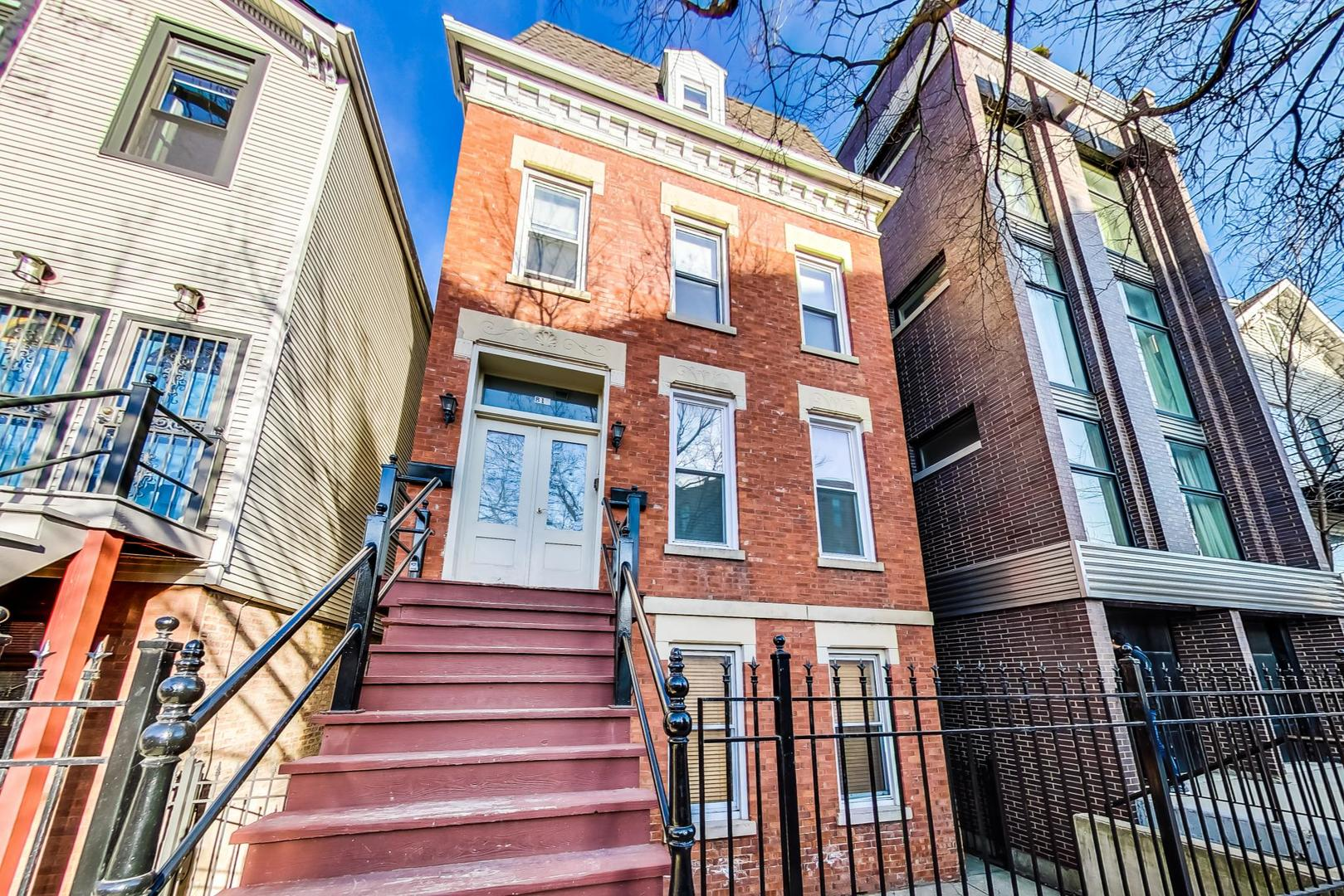 815 N May Street Unit 3, Chicago IL 60642