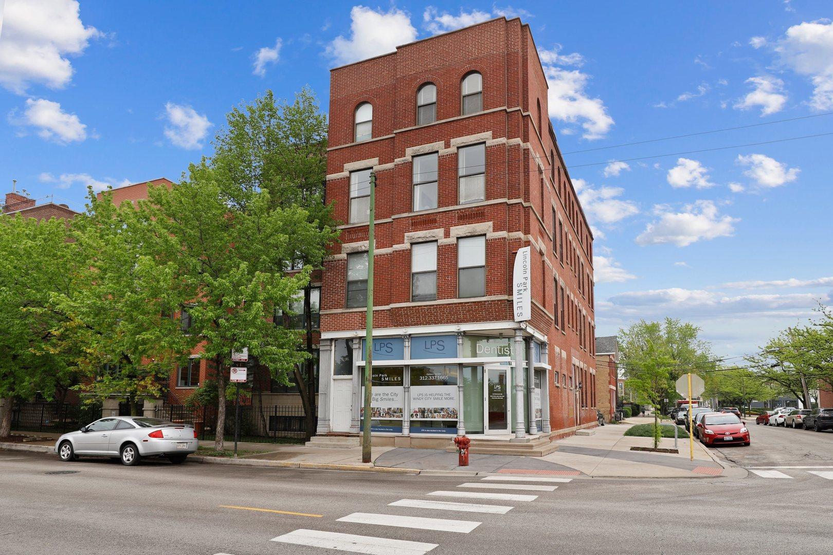 1701 N Sheffield Avenue Unit 301, Chicago IL 60614