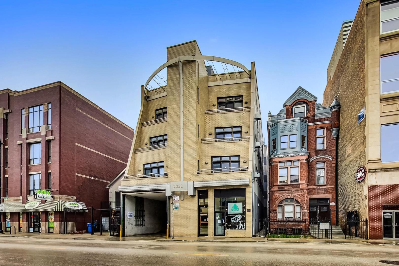 2052 W NORTH Avenue Unit 2E, Chicago IL 60647