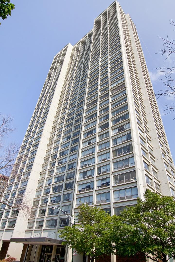 1700 E 56th Street Unit 1410, Chicago IL 60637