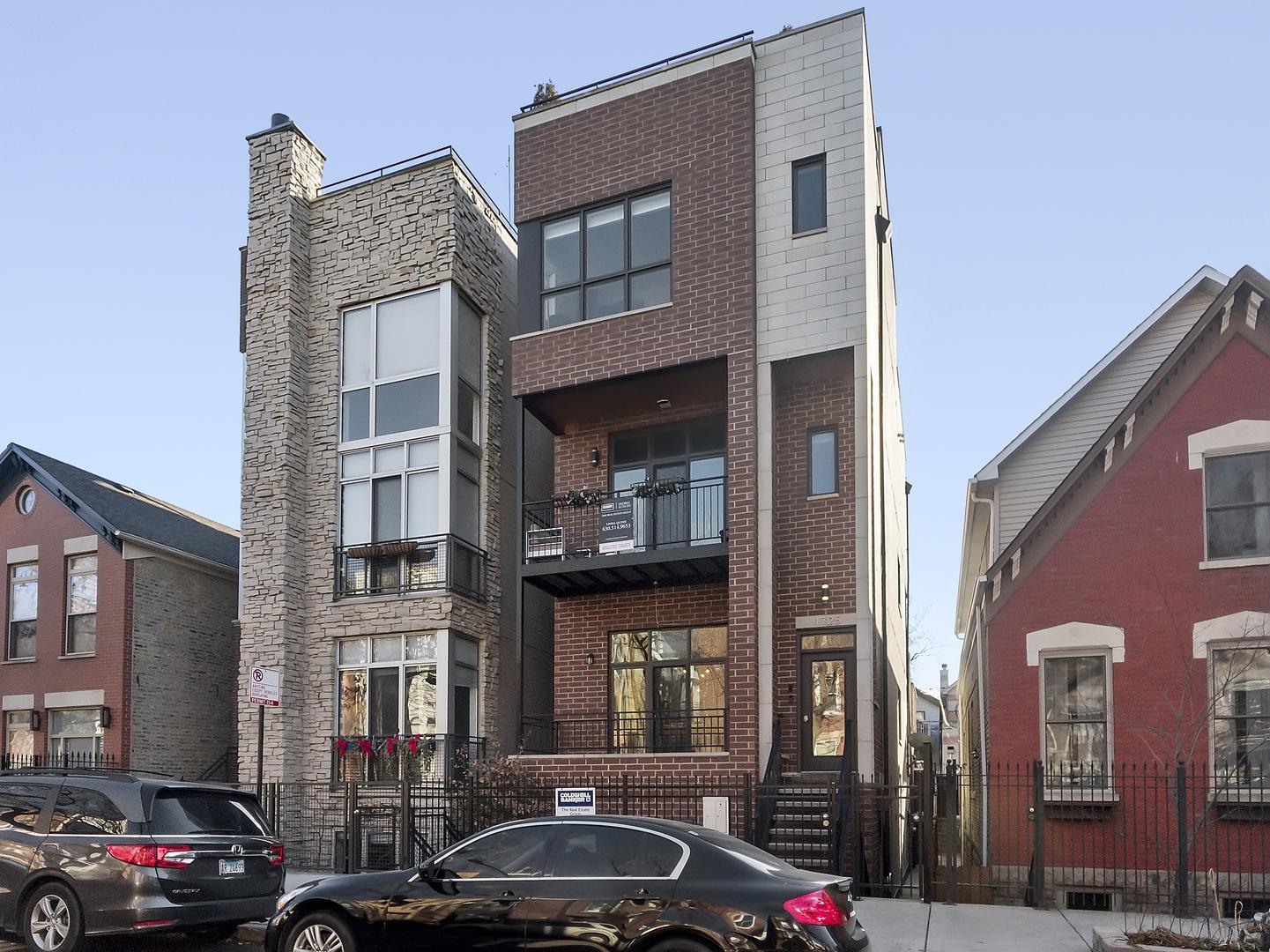 1725 W LEMOYNE Street Unit 1, Chicago IL 60622