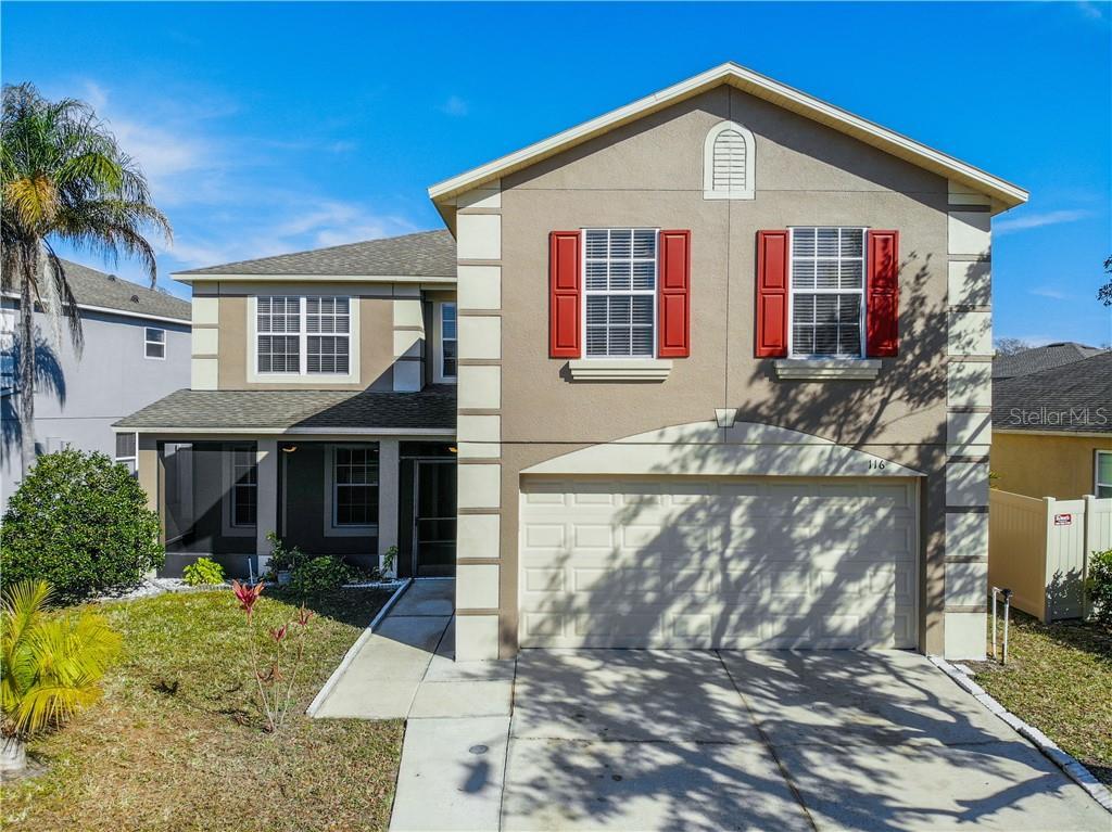 116 WILLOWBAY RIDGE ST, Sanford FL 32771