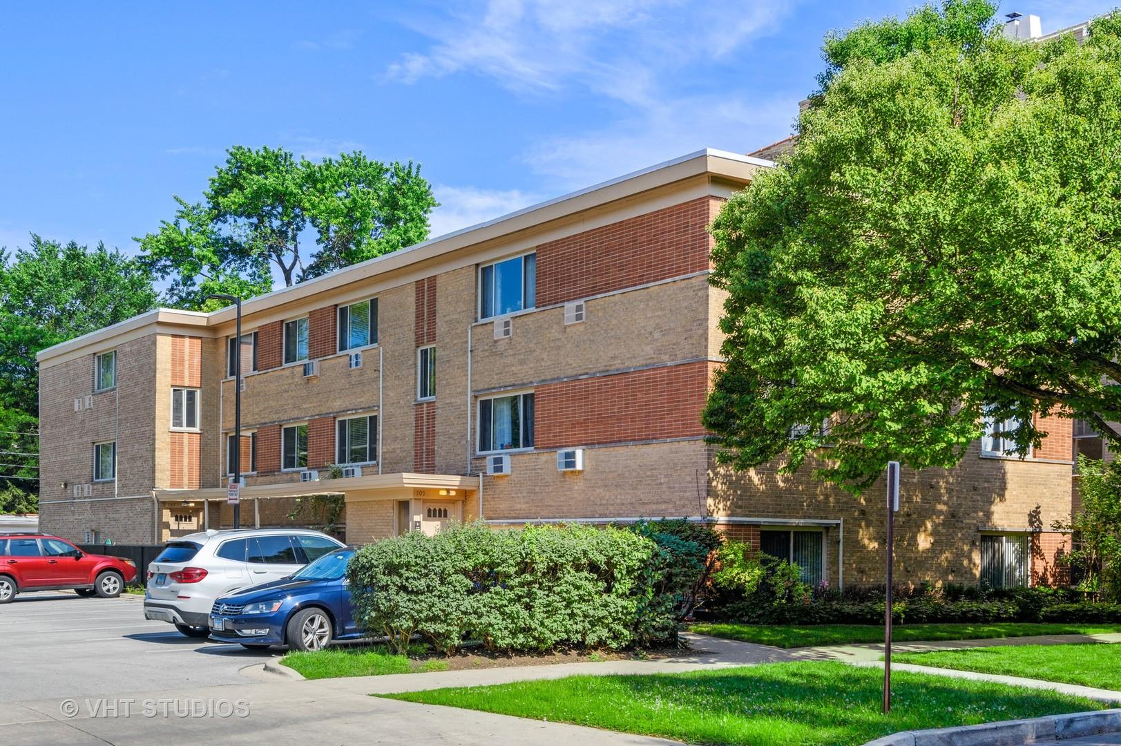 707 Hinman Avenue Unit 1C, Evanston IL 60202
