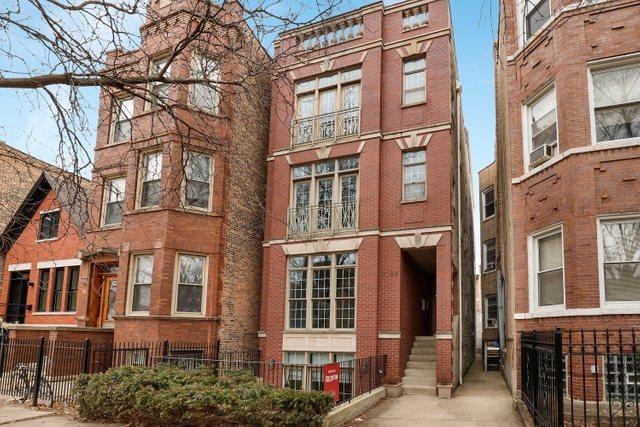 2124 W Haddon Avenue Unit 3, Chicago IL 60622