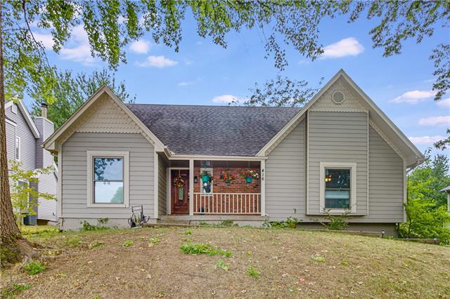 416 NW Beau Drive, Blue Springs MO 64014