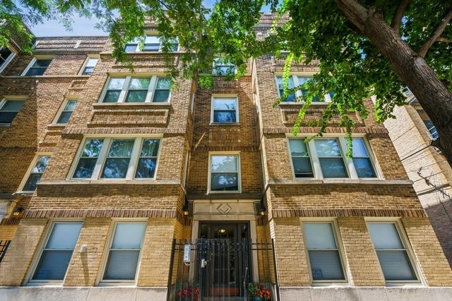 4344 N SPAULDING Avenue Unit 2, Chicago IL 60618