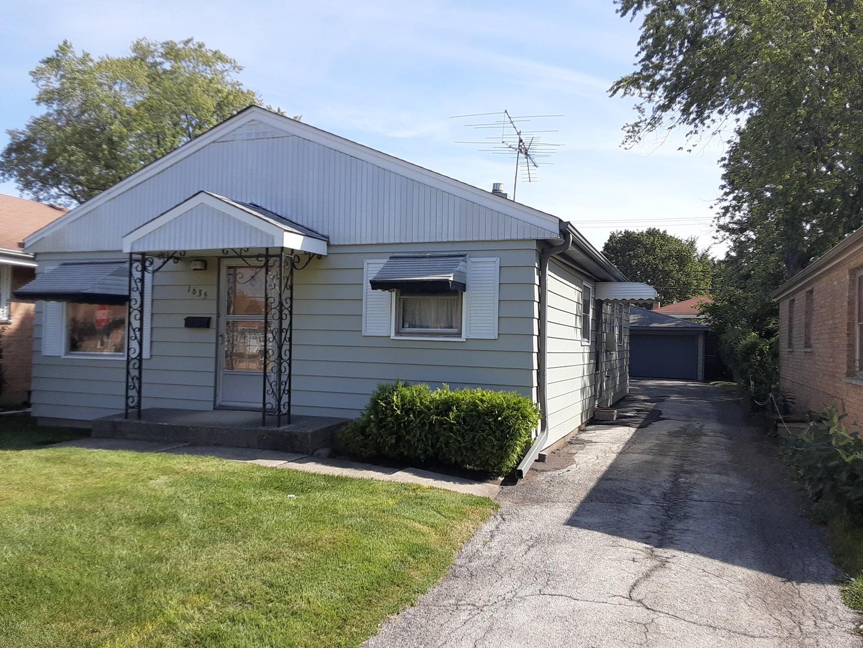 1635 N 36th Avenue, Melrose Park IL 60160