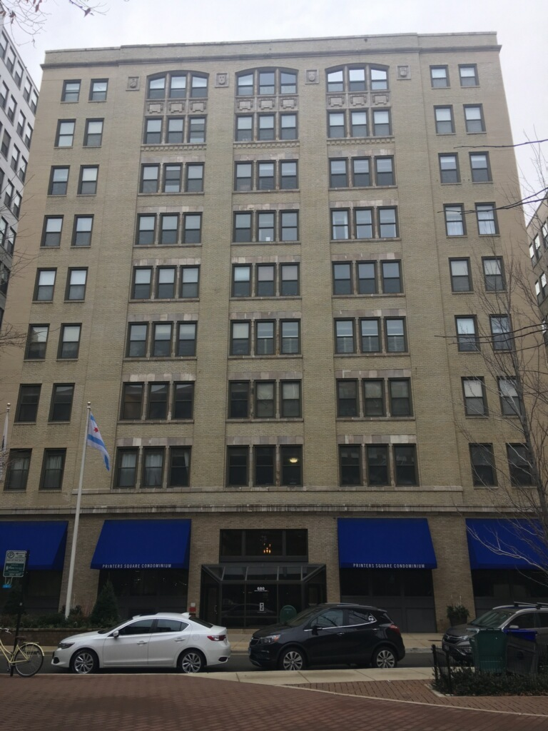 680 S Federal Street Unit 301, Chicago IL 60605