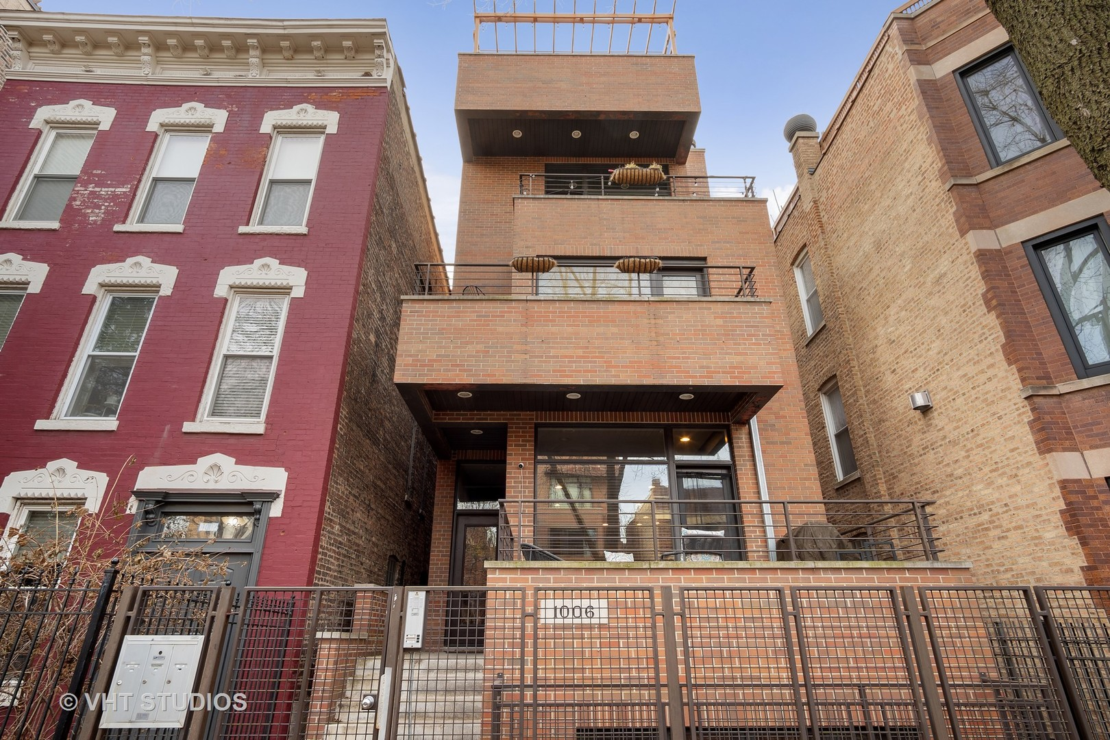1006 N Wolcott Avenue Unit 1, Chicago IL 60622