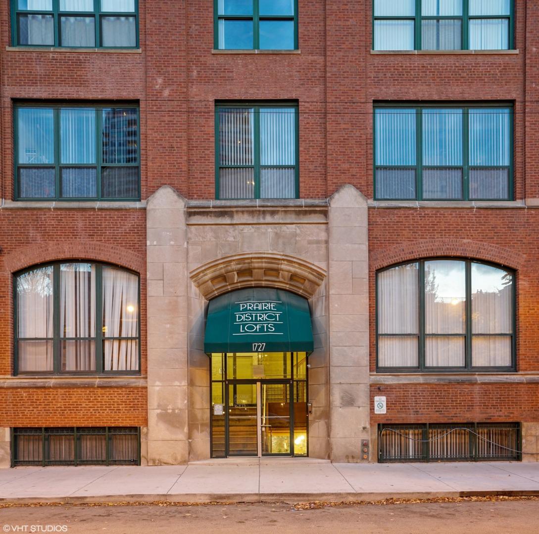 1727 S Indiana Avenue Unit 225, Chicago IL 60616