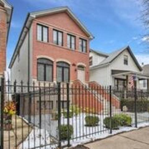 2718 N Fairfield Avenue, Chicago IL 60647