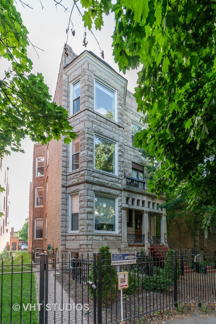 5482 S Woodlawn Avenue Unit 1, Chicago IL 60615