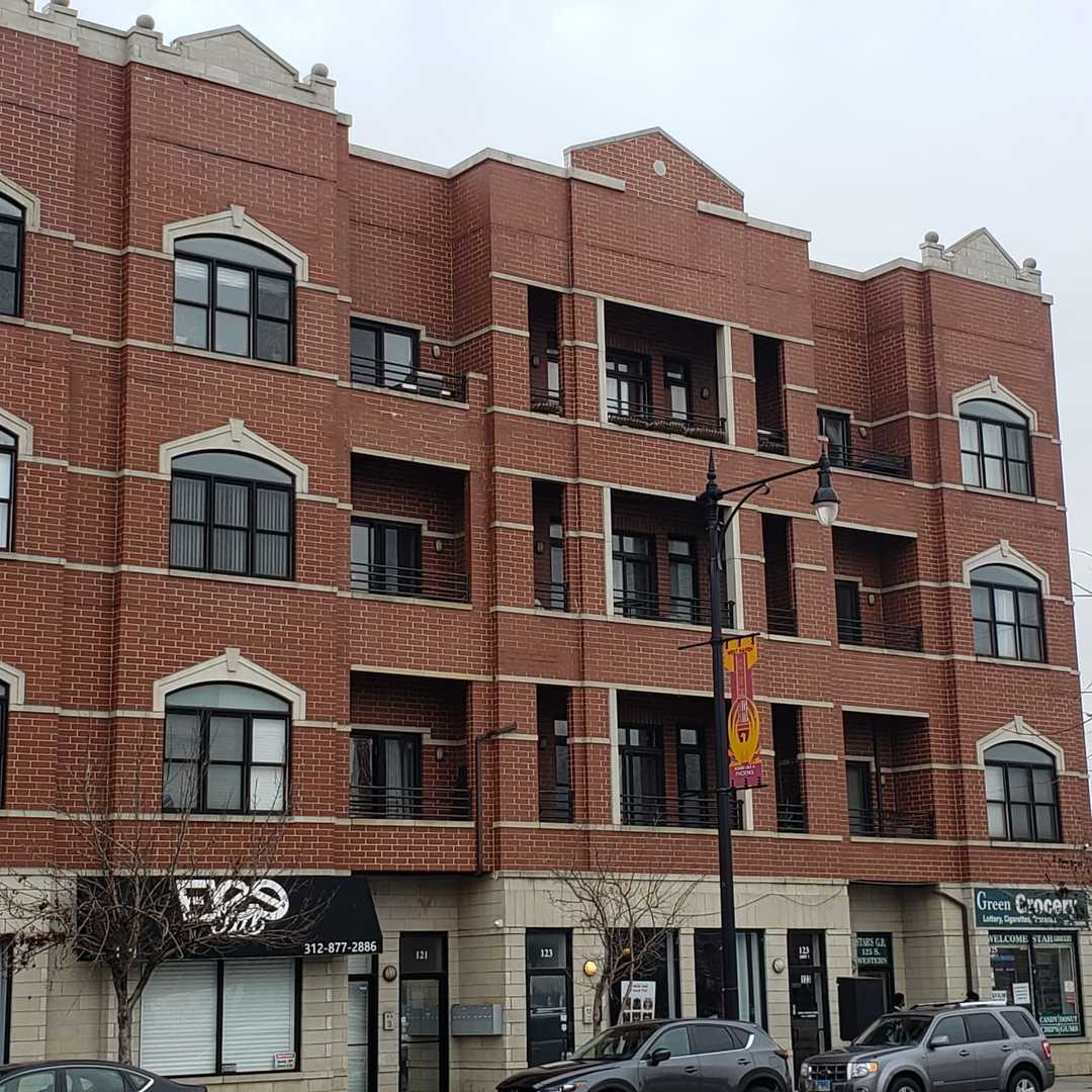 123 S WESTERN Avenue Unit 3, Chicago IL 60612