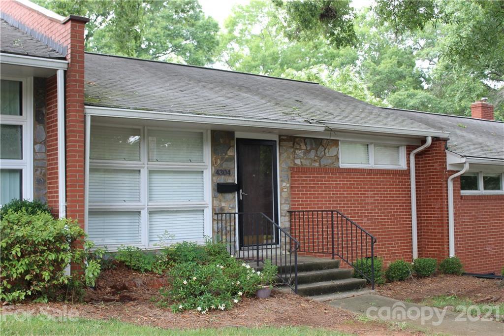 4304 Randolph Road, Charlotte NC 28211