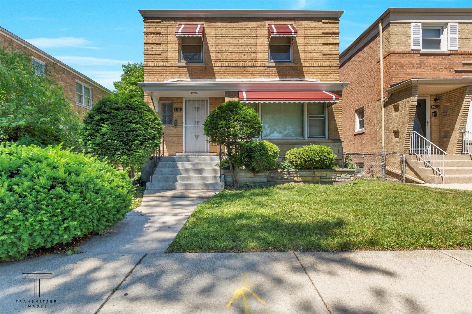 9406 S Normal Avenue, Chicago IL 60620