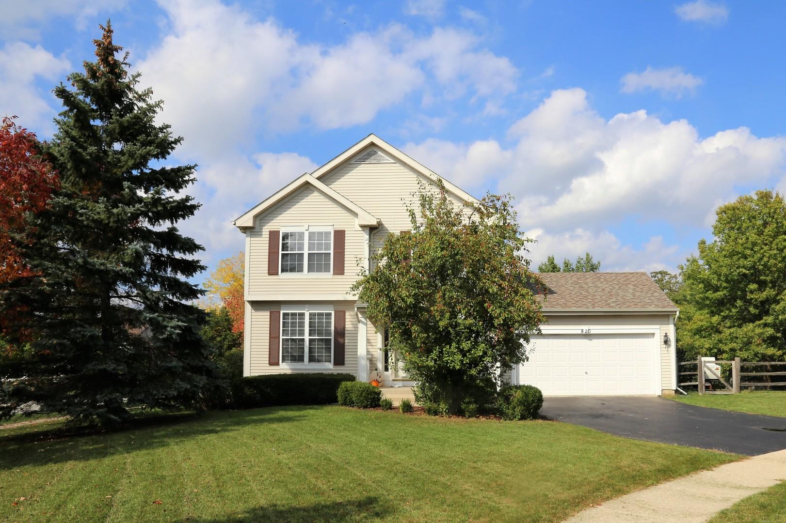 820 Woodhill Court, Lake Villa IL 60046