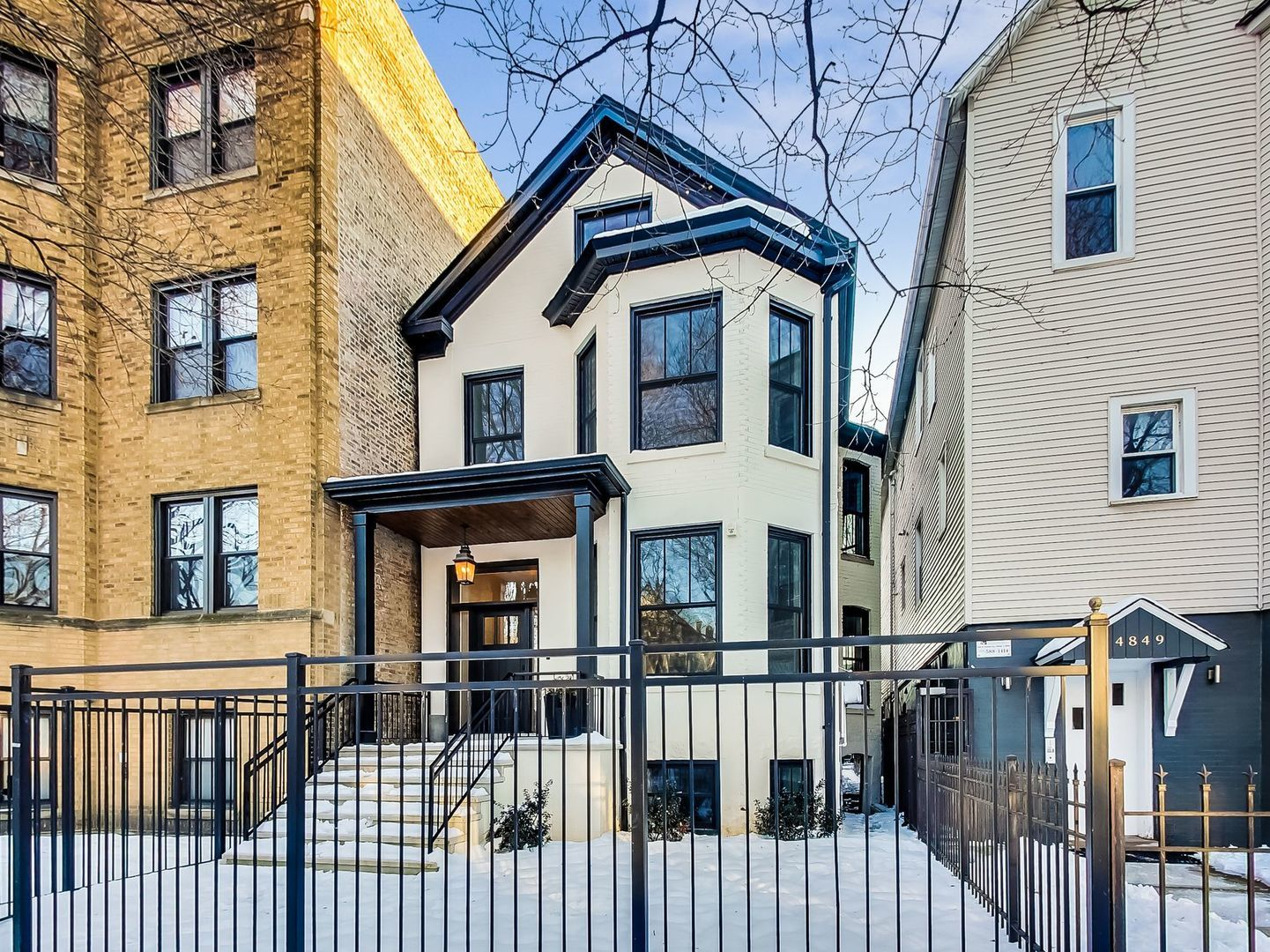 4853 N Seeley Avenue, Chicago IL 60625