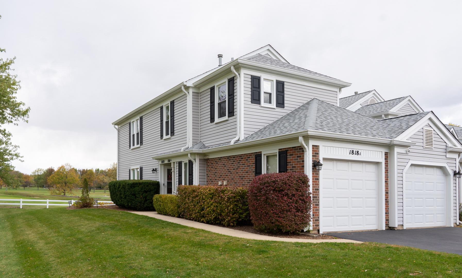 1818 Vermont Drive Unit A, Elk Grove Village IL 60007