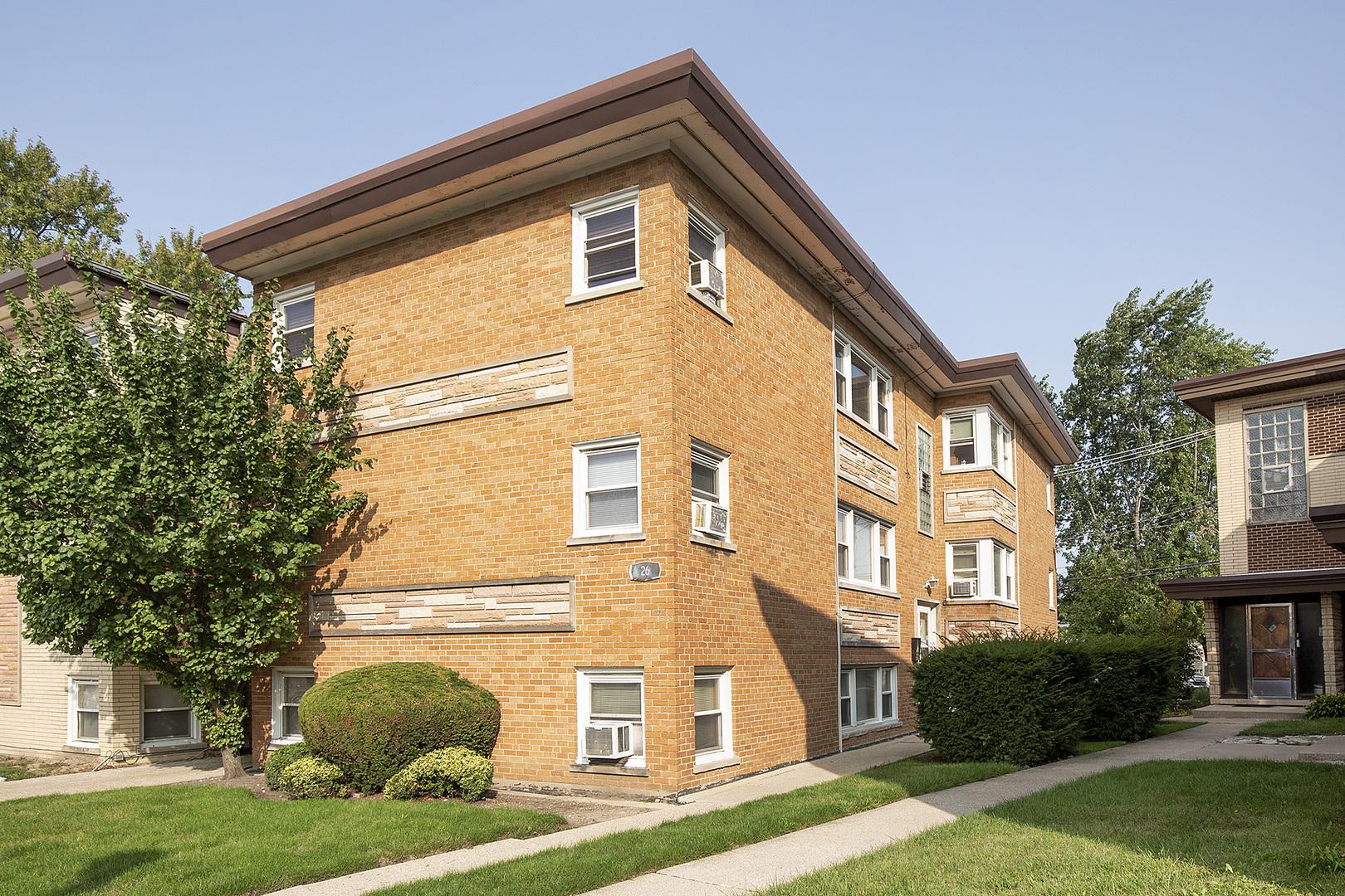 26 W Conti Parkway Unit 2S, Elmwood Park IL 60707