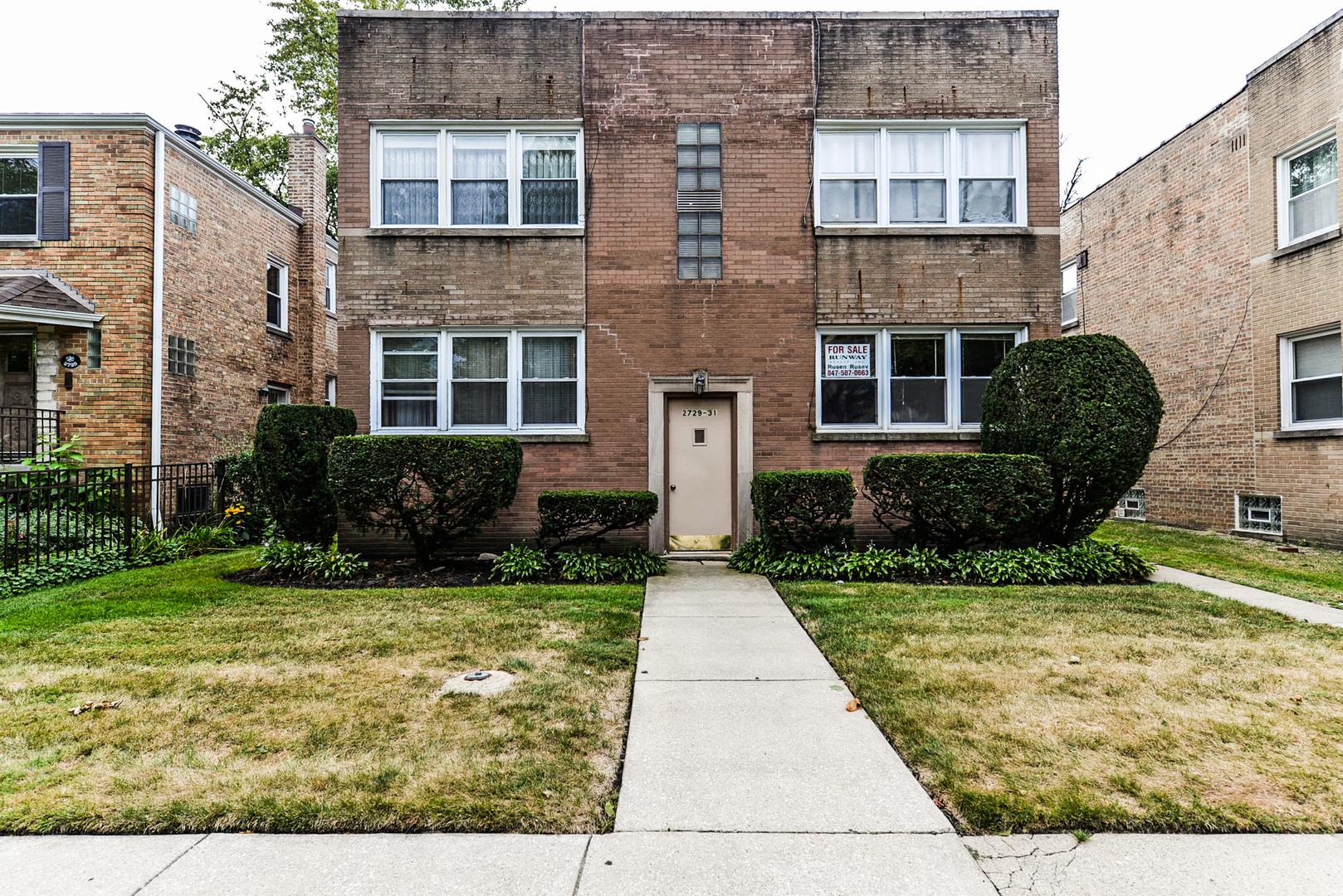 2731 W Catalpa Avenue Unit 1W, Chicago IL 60625