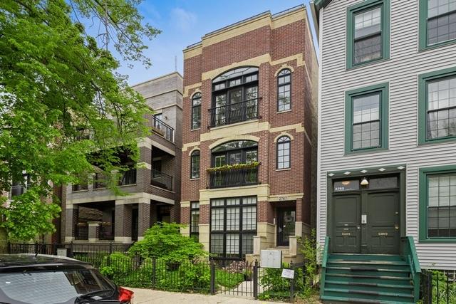 2767 N Kenmore Avenue Unit 1, Chicago IL 60614