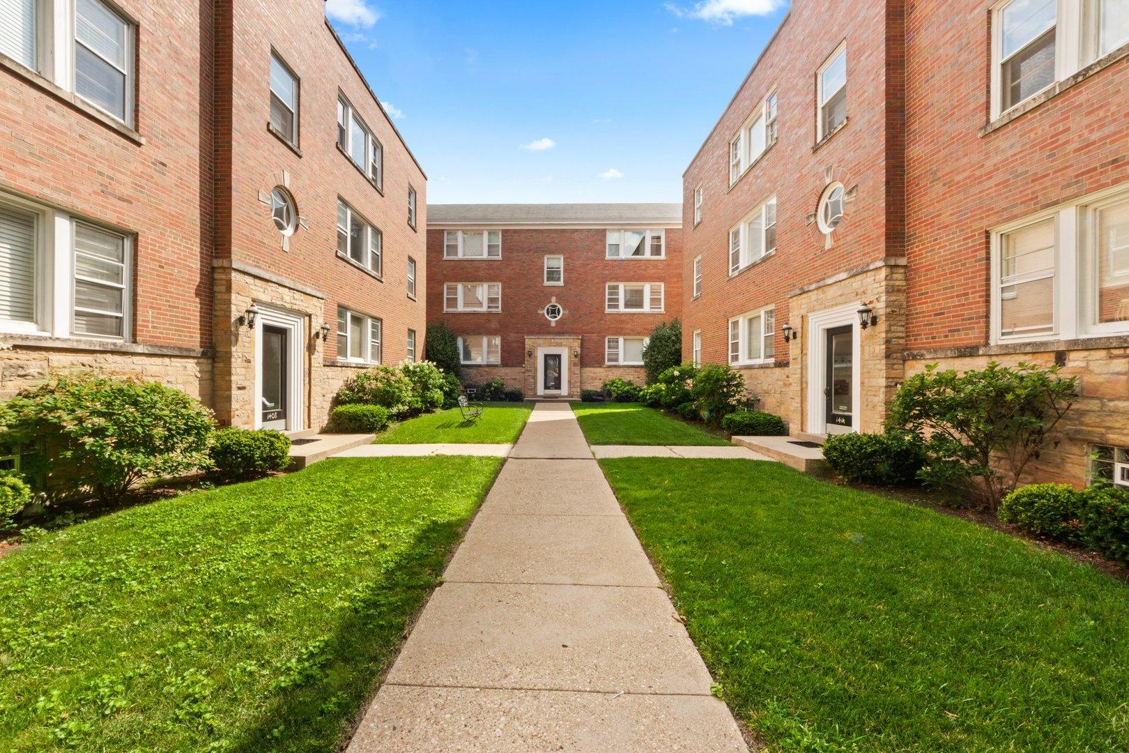 1408 Central Street Unit 3N, Evanston IL 60201