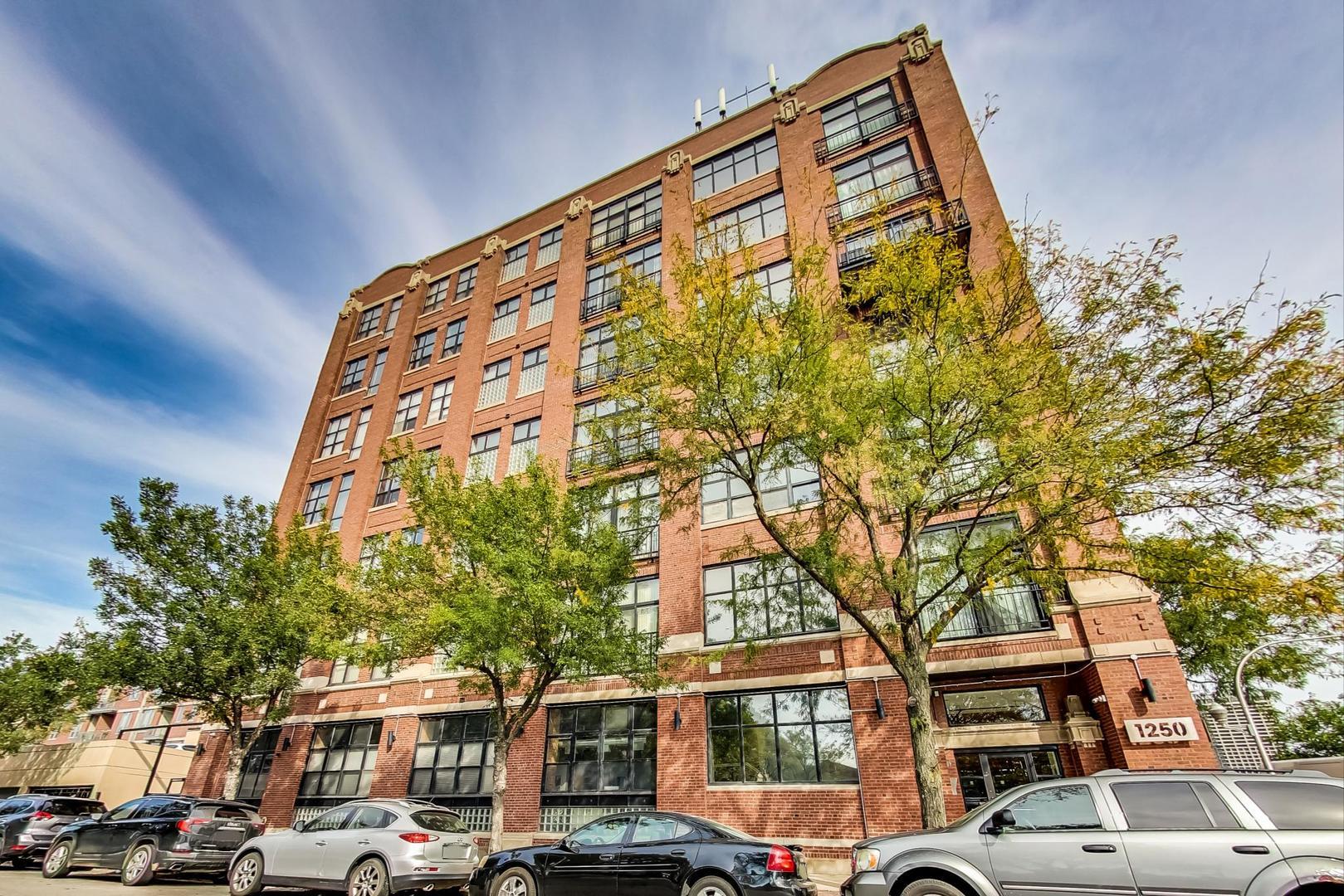1250 W Van Buren Street Unit 505, Chicago IL 60607