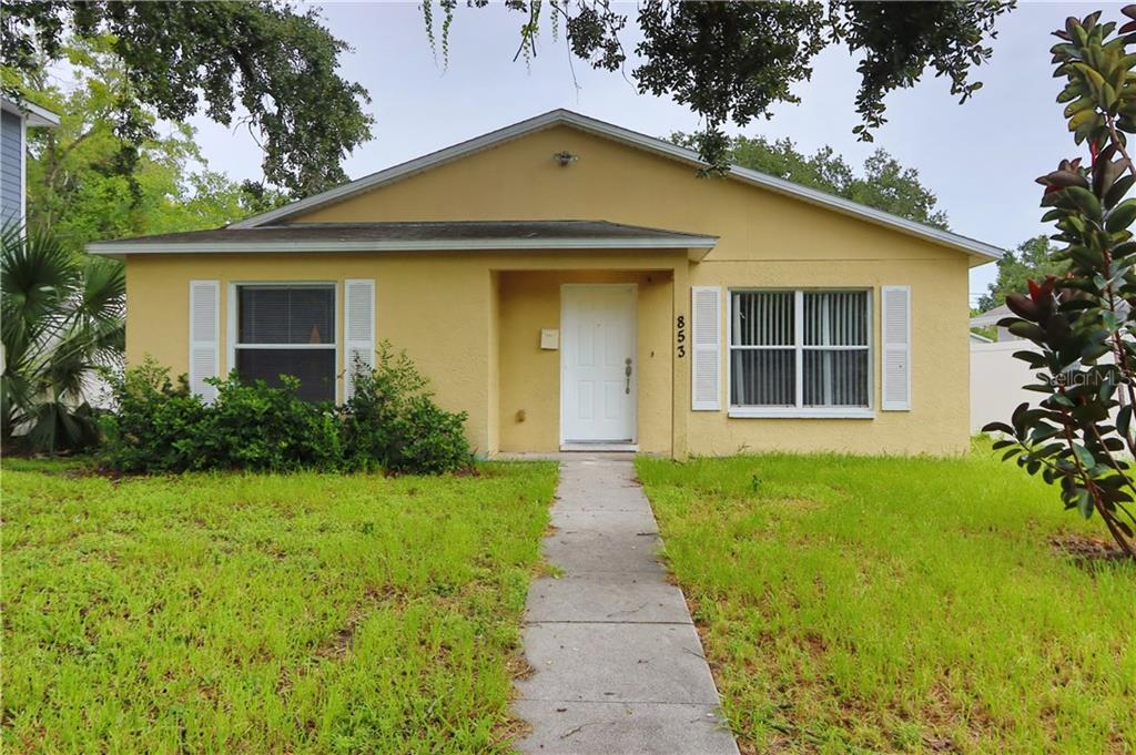 853 15TH AVE S, St Petersburg FL 33701