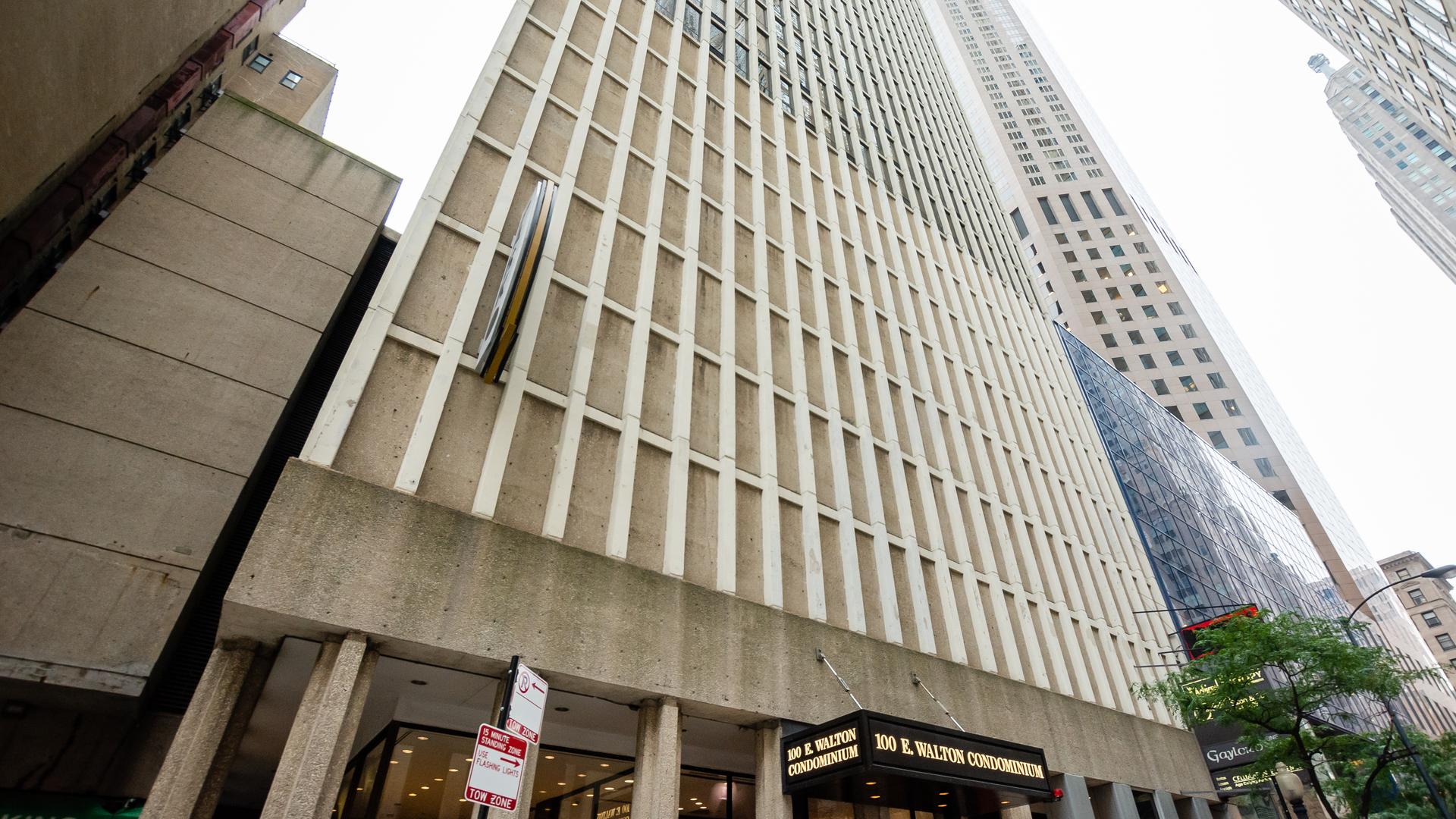 100 E Walton Street Unit 19E, Chicago IL 60611