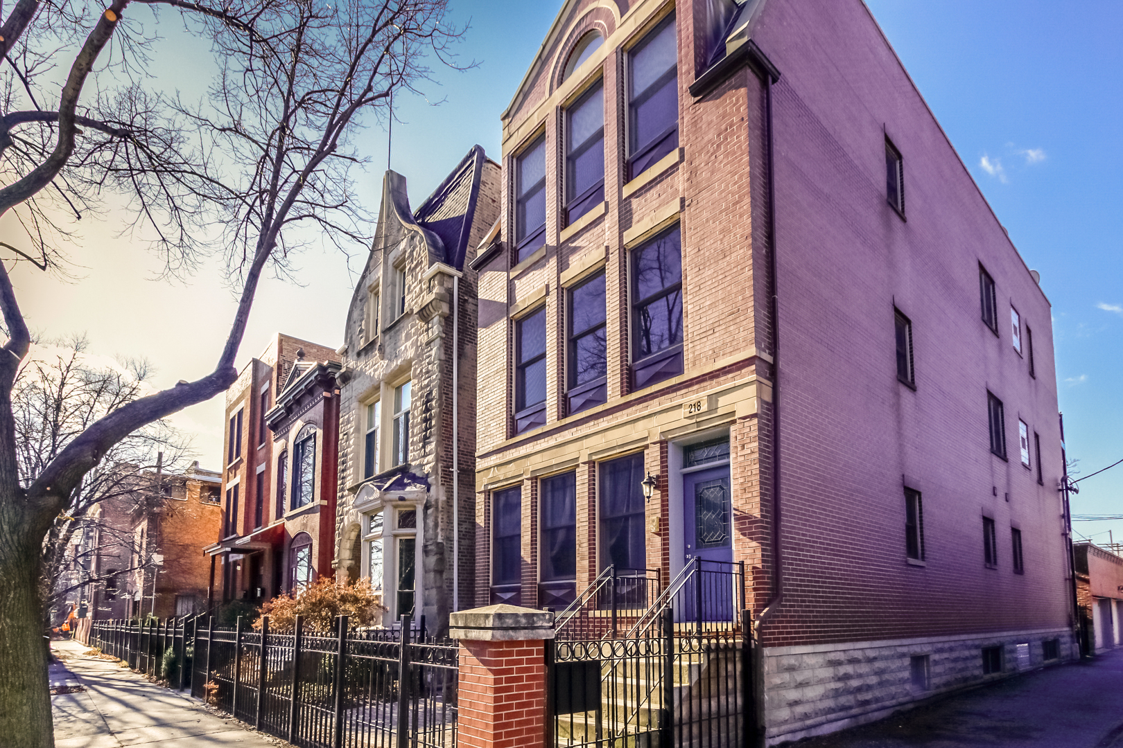 218 S Laflin Street Unit 201, Chicago IL 60607