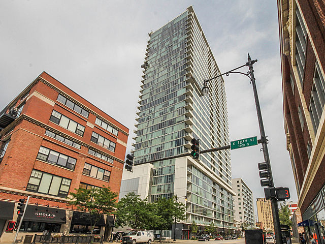 1720 S Michigan Avenue Unit 2211, Chicago IL 60616