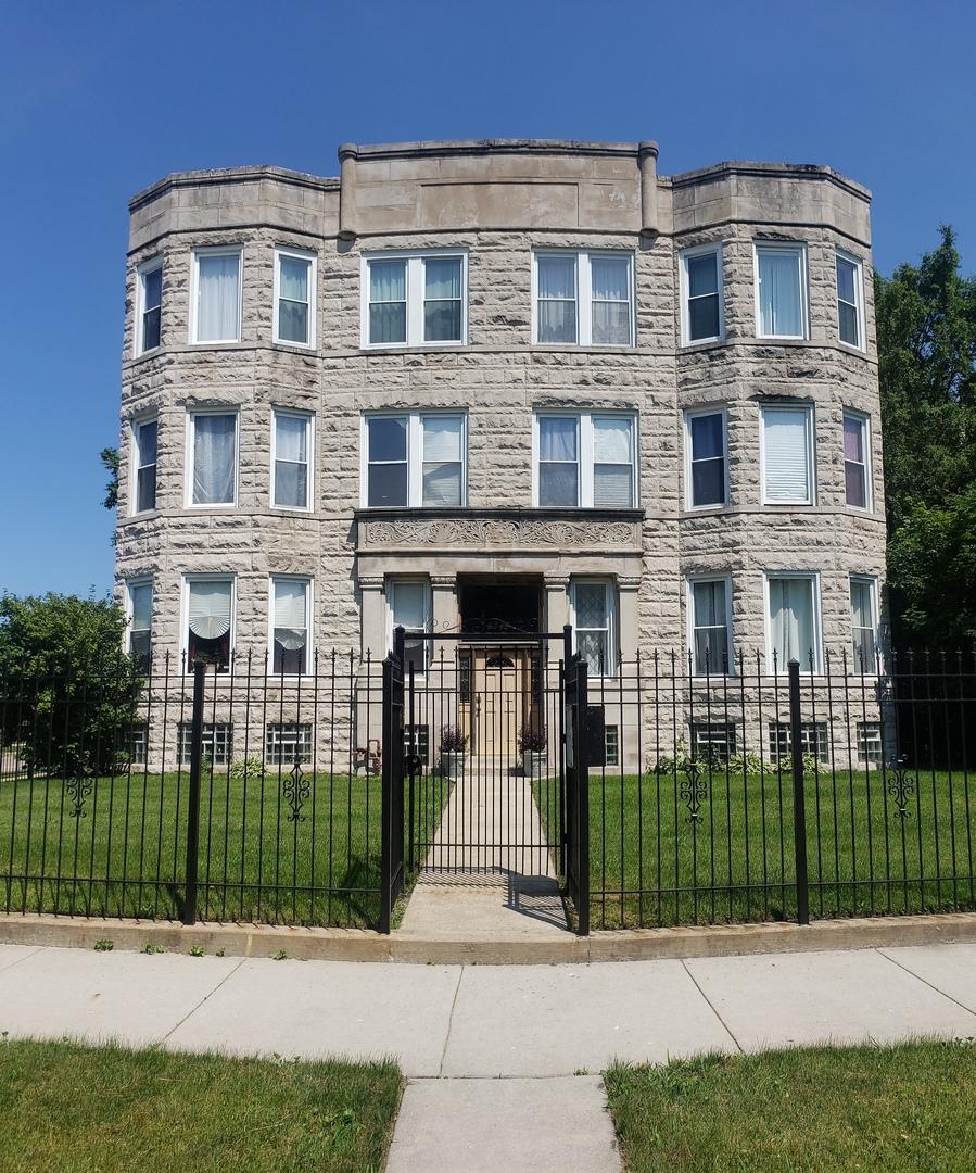 6345 S GREENWOOD Avenue Unit 3, Chicago IL 60637