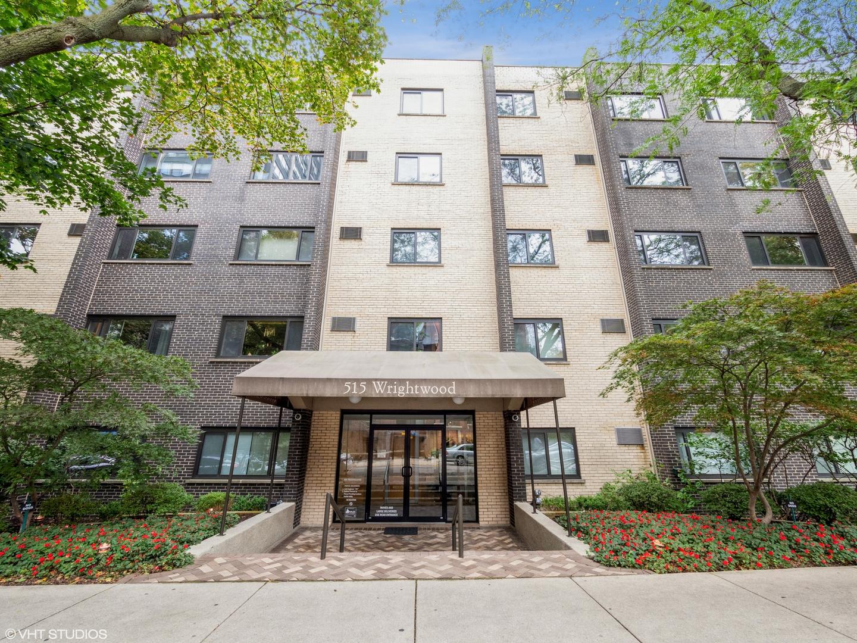 515 W Wrightwood Avenue Unit 509, Chicago IL 60614