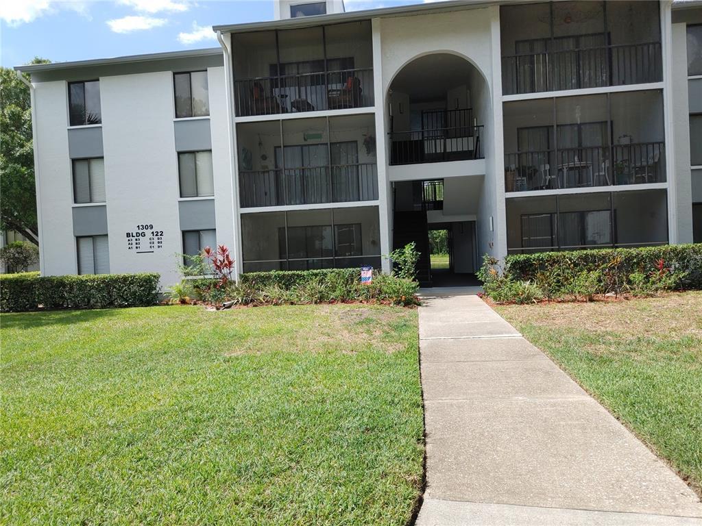 1309 PINE RIDGE CIR E #A1, Tarpon Springs FL 34688