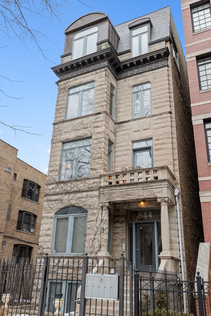 844 W GRACE Street Unit 2, Chicago IL 60613